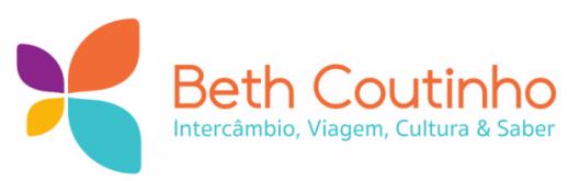 Blog da Beth Coutinho. Os mais completos conteúdos sobre intercâmbios para estudar e trabalhar, além de curiosidades sobre os destinos.